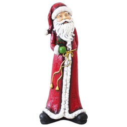 Traditional Holiday Accents And Figurines by Benzara, Woodland Imprts, The Urban Port
