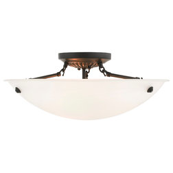 Traditional Flush-mount Ceiling Lighting by Buildcom