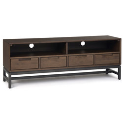 Industrial Entertainment Centers And Tv Stands by Simpli Home Ltd.