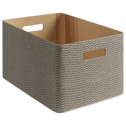 Contemporary Storage Bins And Boxes by Atipico