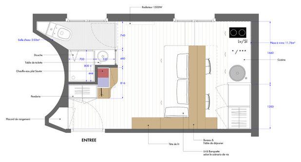 План этажа by Hedre