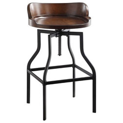 Industrial Bar Stools And Counter Stools by Homesquare