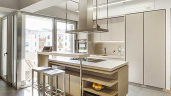 Vista Cucina - Kitchen view