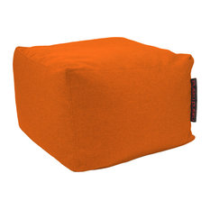 Softbox Nordic Bean Bag, Pumpkin Orange
