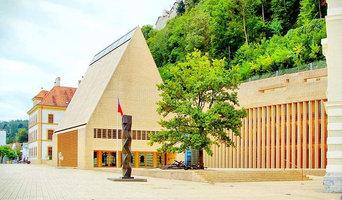 Architektur-Reise nach Liechtenstein