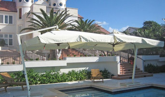 Vulcano Offset Poolside Shade