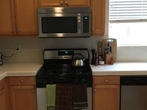 Hardwood Floors With Light Maple Cabinets