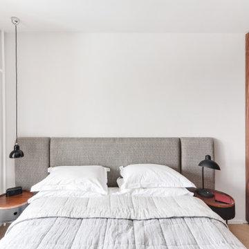 Модернизм Спальня