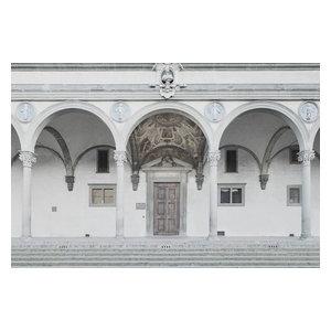 Innocenti Aurea Mural, Sandy Finish, 400x266 cm