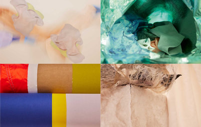 The Textiles of the Future are Colourful and Biodegradable