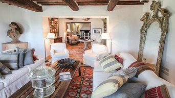 Tuscan Italy, Main House