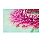 """Colorful Spring Area Rug, 37""""x22.5"""""""