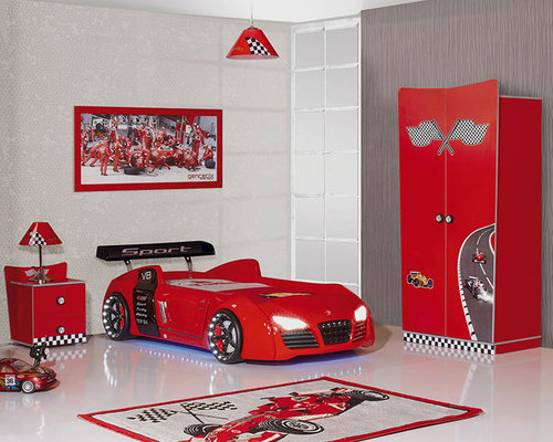 audi race car bed kids bedroom furniture sets