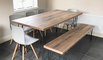 Winery Oak Tables