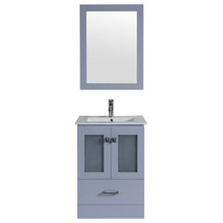 Nice Contemporary Bathroom Vanities And Sink Consoles by Pacific Collection