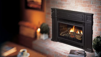 Hampton Gas and Wood Stoves and Fireplaces