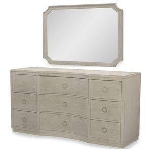 Rachael Ray Home Cinema Dresser and Landscape Mirror