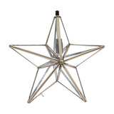 Moroccan Glass Star Pendant Light