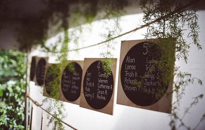 DIY Garden Wedding: Bring a Vintage Vibe to Your Big Day