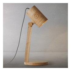 Frankie Oak Task Lamp
