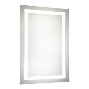 """Elegant Lighting MRE-6004 Nova LED Rectangular Mirror, 40""""x24"""""""