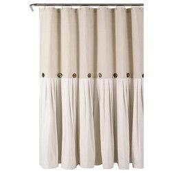 Farmhouse Shower Curtains by Lush Decor