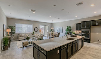 New Construction Home Staging