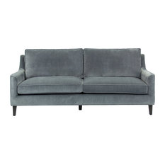 Hanover Granite Fabric Sofa