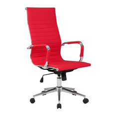 Red Office Chairs Houzz