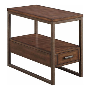 Gregory Chair Side Table Finn & Ivy