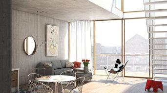 Wohnungs rendering