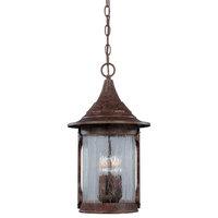 "Designers Fountain 20934-CHN 11"" Hanging Lantern"