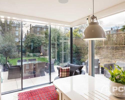 Pcw Installs Glass Box Doors In Victorian Property Richmond