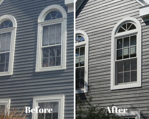 Home Transformed With James Hardie Iron Gray Siding Amp New