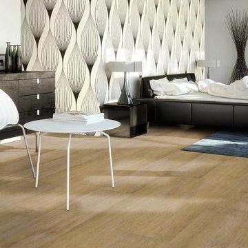 Noret Vinyl Plank Flooring Wood Grain