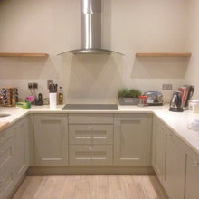 Mussel Painted Kitchen Kildare