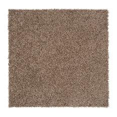 "DIY Residential 24""x24"" Carpet Tile, Light Brown,  8-Piece Set"
