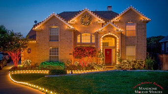 Fayetteville Christmas Light Installer