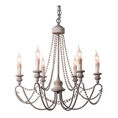 rustic chandeliers houzz