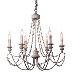 Farmhouse Chandeliers by Terracotta Designs