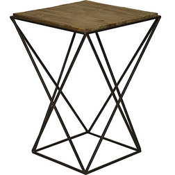 Industrial Side Tables And End Tables by Vanillawood