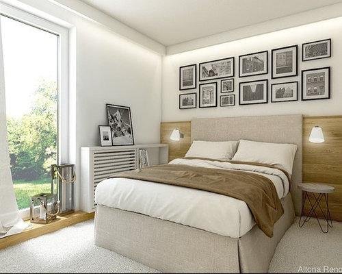 Medium Sized Master Bedroom Design Ideas, Renovations & Photos