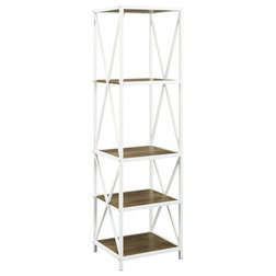 Contemporary Bookcases by Walker Edison