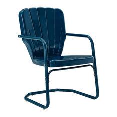 Ridgeland Chair, Set of 2, Navy