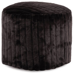 Contemporary Floor Pillows And Poufs by Howard Elliott Collection