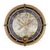 Ramona Old Map Wall Clock