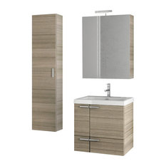 "23"" Larch Canapa Bathroom Vanity Set"