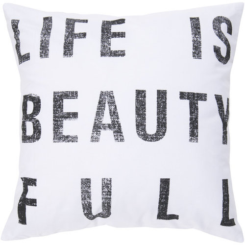 Typography- (ST-081) - Decorative Pillows