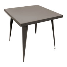 Shop Square Dining Table On Houzz