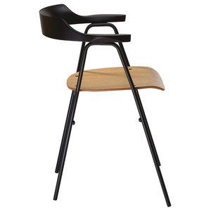 4455 Dining Chair, Oak